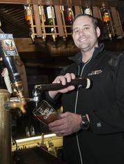 Steve Tieber, the Dublin Pub co-owner, said sales for his pub were double the normal Sunday business as a result of the NCAA First Four festival in Dayton.