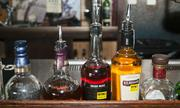 Dublin Pub's selection of whiskey includes many Irish brands not commonly available in Dayton.