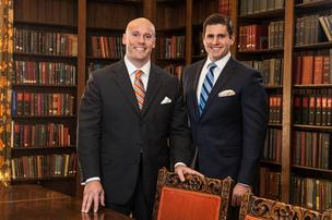 Phil Gallagher and partner Charlie Pool are starting Gallagher Pool Wealth Management together and will offer asset management and insurance planning at a new office in Centerville.