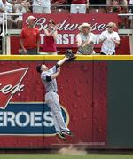 Photos: Reds, Indians in 'Battle of Ohio'