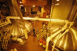 The Trenton brewery was MillerCoors first brewery to achieve zero waste to landfill and its success is being used as best practice across the company