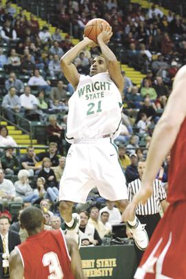 Wright State University's men's basketball team will host the NCAA president at its tip-off event this year.