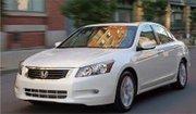 3. Honda: 7,368 cars sold