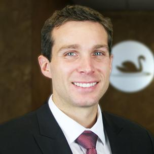 Chris Lacerenza, a wealth advisor with Russell and Co., and a veteran of the banking realm