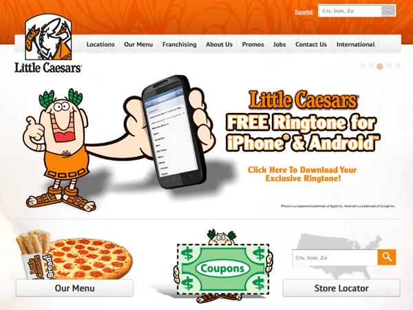 No. 32: Little Caesar'sKnown for its Hot & Ready pizza special, the national chain has 14 locations in the Dayton area.
