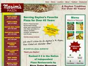 No. 17: Marion's PiazzaMarion's, a past winner of some of the Dayton Business Journal pizza contests, has nine locations in the region.
