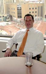 Q&A: <strong>Dave</strong> <strong>Melin</strong>, PNC regional president