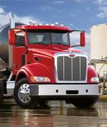 Business starts rolling at trucking firms