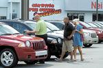 Used car prices rev up