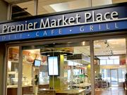 Premier Market Place110 N. Main St.The food court offers a variety of affordable, quick lunch options.