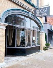 Roost Modern Italian restaurant has won the Dayton Business Journal best restaurant poll.