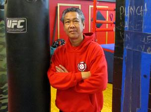 Manuel Taningco is founder and owner of TAMA Family Martial Arts Center in Kettering.