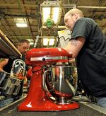 Exclusive: New KitchenAid, SodaStream system to be made at Dayton-area plant