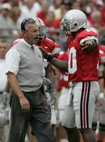 Smith, Tressel to discuss allegations Tuesday night