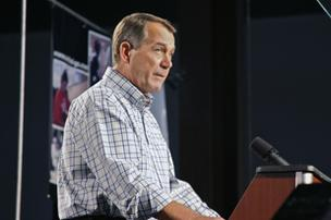 John Boehner is expected to be a powerful Speaker of the House.