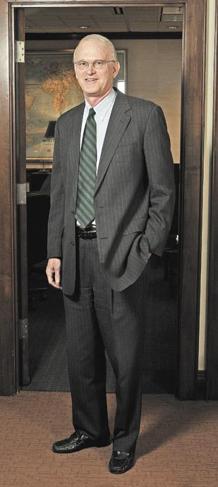 Tom Breitenbach has retired after roughly 30 years with Premier Health Partners, overseeing it's growth during that time.