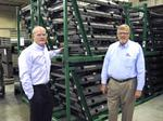 Clark County company rebounds