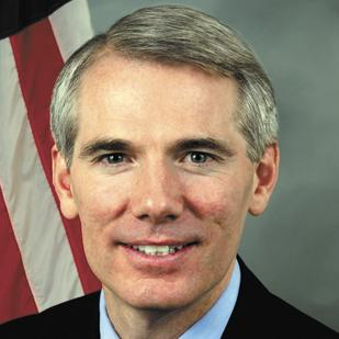 Sen. Rob Portman will speak at the Republican National Convention this month.
