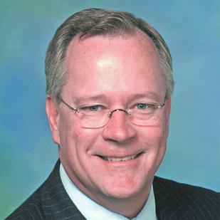 KeyBank district President Ed Reilly will retire.