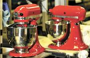 Mixing Hub: KitchenAid's massive plant in Greenville is in the midst of a growth spurt as its products catch on worldwide.