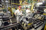 Manufacturing expansions spark economic growth