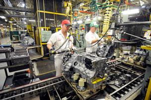 Hiring: The Honda engine plant in Anna is among local companies seeking workers.