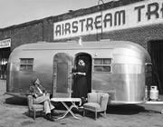 Classic Design: Airstream trailers are based on an airplane fuselage.