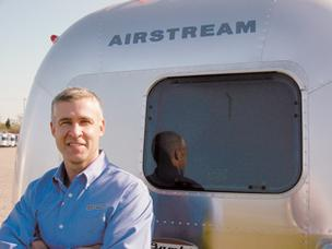 Growth and Departure: Bob Wheeler is the president and CEO of Airstream, which is hiring up to 30 local workers. However, its parent company, Thor Industries, is moving to Indiana.