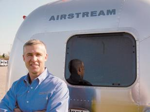 """July's Ohio Business Profile will highlight businesses from around the state that fall under the """"Keep on Truckin"""" theme and include Airstream from Shelby County."""