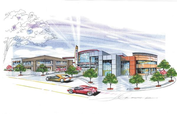 TJ Maxx and HomeGoods are the latest tenants to ink deals at Austin Landing, the 142-acre development in Miami Township. Other recent deals include BJ's Restaurant & Brewhouse.