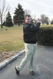 Competition: Tyra said lower prices help his club compete with the many public golf courses in the region.