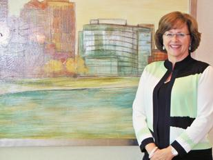 Pam Morris is CEO of CareSource, the Dayton-based Medicaid managed care provider