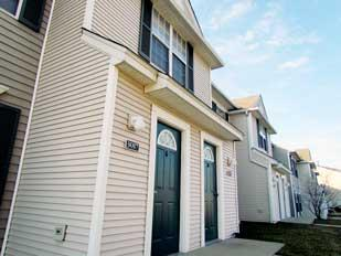 Rising Rentals: The Club at Spring Valley apartments in Miamisburg have a 94 percent occupancy rate. The apartment complex is among many across Dayton with 90 percent or higher occupancy rates.