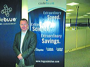 Now Hiring: CodeBlue is ramping up its operations in Springfield after moving to Clark County last year. The insurance industry company is hiring another 180 workers this year.