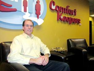 Senior Care: Tim Purcey is chief operating officer for Dayton-based CK Franchising Inc., which owns and franchises the Comfort Keepers concept that has more than 700 locations worldwide.