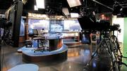 Reaching Viewers: TV stations are seeking ways to find viewers, who have increaskingly changing demands. (Above) The news studio at WHIO-TV on Far Hills Avenue in Dayton.