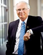 Wright State President <strong>David</strong> Hopkins named Regional Leadership recipient