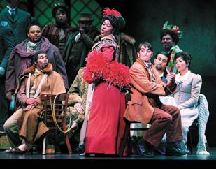 Togetherness: The Dayton Opera may merge with the Dayton Ballet and Dayton Philharmonic in a move to reduce expenses.