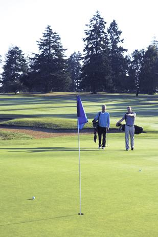 The latest report from the PGA PerformanceTrak indicates that the total  golf rounds played across the country in October were down 4.7 percent.
