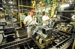 Manufacturing trends upward, but business still uneasy
