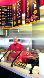 Closures and Expansions: Ray Wiley, co-founder of Kettering-based Hot Head Burritos, continues to open new locations.