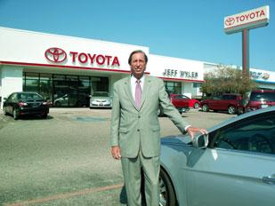 Auto Expansion: Jay Lawrence is general manager of Jeff Wyler Springfield Auto Mall, which grew revenue 20 percent during the last two years. The dealership recently purchased an additional 19 acres nearby to further grow the business.