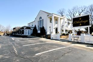 Institution: L'Auberge, the long-time four-star restaurant in Kettering, closed in February.