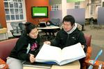 Colleges bring and assist foreign students on campus