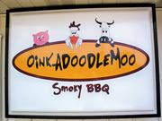 Smokin the Competition: When it comes to the barbecue restaurant chains in the Dayton region, locally-based OinkADoodleMoo, founded by Mark Peebles, is among fastest-growing.