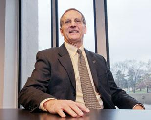 First Financial Bank's former Dayton President Roger Furrer is no longer with the company.
