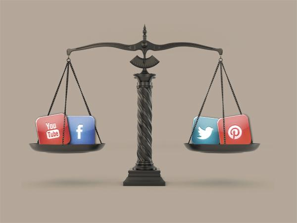 Legal pitfalls of social media