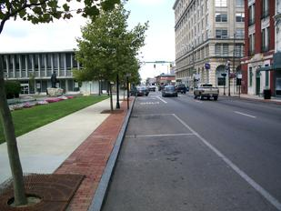 Revitalization Efforts: Downtown Springfield is one component in an overall economic development push in Springfield.