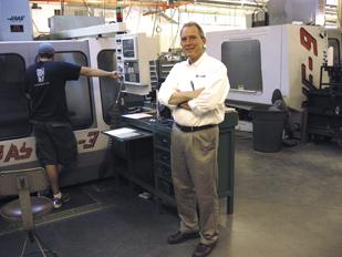 Preparation: Rick Little is president of Kettering-based Starwin Industries. The machining and contract manufacturing company is gearing up to supply Honda Motor Co., which expects to boost production levels in August.