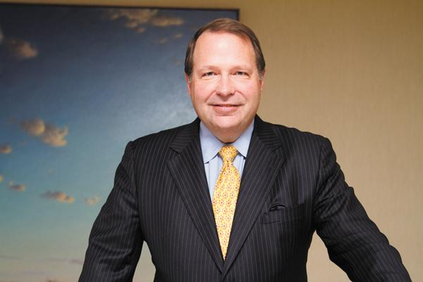 Turnabout: Huntington CEO Steve Steinour has earned widespread acclaim for his work at Huntington since taking over in 2009. Huntington is the seventh-largest bank in the Dayton market.